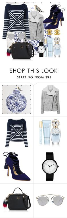 """""""Untitled #725"""" by brandi-gurrola on Polyvore featuring Pier 1 Imports, Glamorous, Tommy Hilfiger, Marc Jacobs, Schutz, Christian Dior and Chanel"""