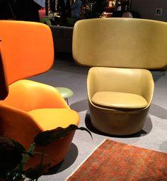 Sessel, Armchair Radar Von Casamania, Design Claesson Koivisto Rune, Salone  Di Mobile 2015