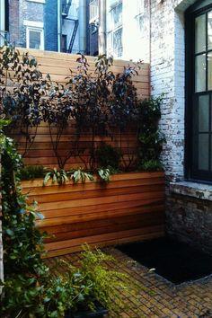 garden decking remodelista | Greenwich Village Rooftop Garden by Groundworks, Gardenista