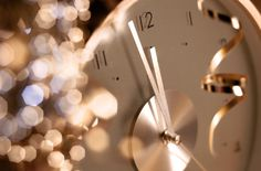 New Year Clock Before Midnight Stock Photo (Edit Now) 66781117 Countdown Clock, New Years Countdown, Diy New Years Eve Decorations, New Year Clock, Before Midnight, New Year Celebration, Nouvel An, New Years Eve Party, Holiday Crafts