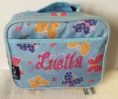 New Lunchboxes Butterfly Garden