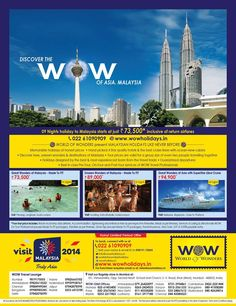 WOW Asia Quality Hotel, Media Campaign, Best Cruise, Wow Products, New Zealand, Russia, How To Memorize Things, Europe, Canada