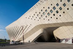 Galeria de Centro Internacional da Cultura Jovem em Nanjing de Zaha Hadid Architects, pelas lentes de Khoo Guo Jie - 3