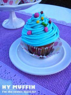 NY muffin : cupcakes