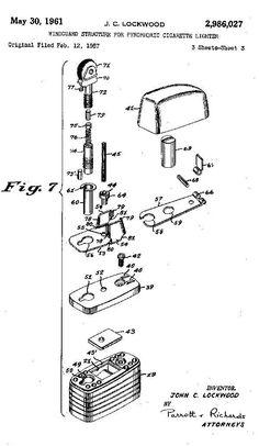 Table lighters collectors' guide: Lighter Repair Manual