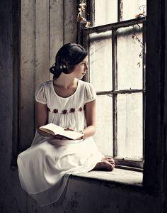 """In Her Silent Room"""