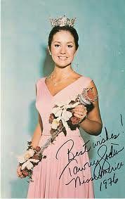 Tawny Godin, Miss America 1976 (New York)