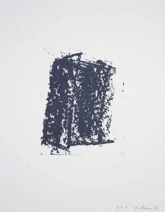 Richard Serra, Sketch 2 (1981)