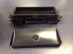 Lionel Postwar 3469 3459 Operating Coal Automatic Dumping Car Train Railroad | eBay