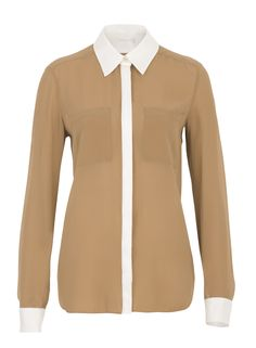 St. Emile - Twotone Bluse #McArthurGlenStyle My Style, Blouse, Long Sleeve, Sleeves, Sweaters, Tops, Women, Fashion, Fall Winter