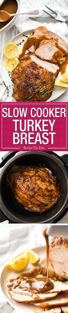 Slow Cooker Turkey B