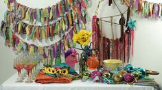 Inside Out Party Package  For outdoor and indoor setups Decorates up to 25 square meters of space  Mix and Match with your own decorative items!