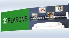 David Lerner Associates: 6 Reasons to Work with a Financial Professional | Your finances are important. They require the same thoughtful attention you give other areas of your life. No matter what stage of life you're in, a financial professional can help.