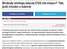 Przegląd Internetu: ile CO2 emituje przeciętny człowiek?