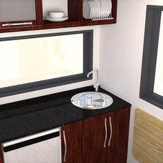 tiny house plans nook humble homes 03   The Nook: Really Small And Easy to Tow Tiny House Plans