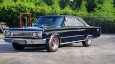 66 Plymouth Belvedere