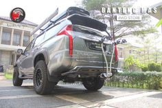 Screenshot: Rear Guard – Offroad X Rear Protection Genesis Series Pajero Sport 2016 Montero Sport, Pajero Sport, Offroad, Monster Trucks, Sports, Ideas, Hs Sports, Off Road, Sport