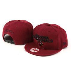 210ee12bc7502 New Era NFL Arizona Cardinals 9FIFTY Snapback Cap http