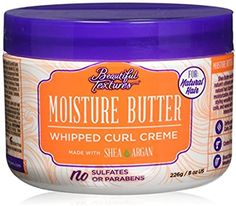 Beautiful Textures Moisture Butter Whipped Curl Creme 226 ml Low Porosity Hair Products, Hair Porosity, Natural Hair Care, Natural Hair Styles, Hair Glaze, Deep Conditioner For Natural Hair, Greasy Hair Hairstyles, Kid Hairstyles, Luscious Hair