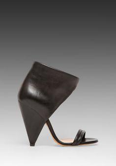 IRO Saika Heels in Black