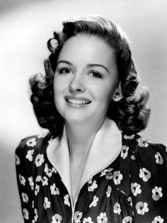 """Donna Reed was the ultimate """"good girl""""."""