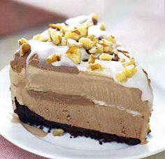 Rocky Road Sundae Pie