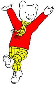 Rupert The Bear ))))) looove him  sc 1 st  Pinterest : rupert bear costume  - Germanpascual.Com