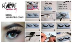 #lashes #falselashes #makeup #diy
