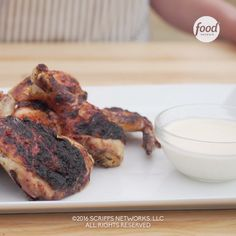 This irresistible chicken with Alabama White BBQ Sauce will blow your mind!