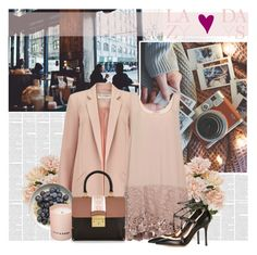 """Valentine's Day"" by bklana ❤ liked on Polyvore featuring moda, Coffee Shop, Miss Selfridge, Prada, N°21, Valentino, women's clothing, women, female e woman"