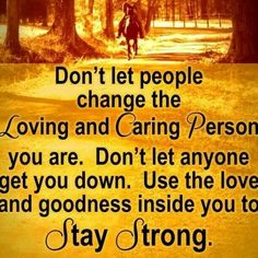 Words of wisdom!  Love this saying.....        Aline ♥