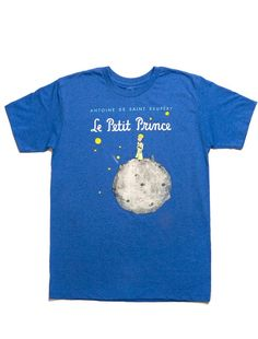 look what i found from out of print the little prince mens t shirt