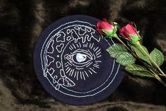 Pastel Goth Fashion, Lolita Fashion, Goth Accessories, Gothic Lolita, Beret, Goth Girls, Embroidery, Hats, People