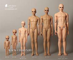 бжд куклы маленькие девочки - Поиск в Google