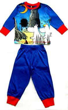 MOOMIN limited edition TOVE100 anniversary pyjamas