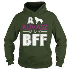 A Kuvasz is my BFF