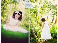 Valerie Hart Photography - Cutest Baptism pictures I've ever seen.  Wish she was in northern utah.