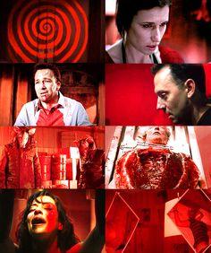 Saw + Red Best Horror Movies, Awesome Movies, Scary Movies, Good Movies, Saw Traps, Johny Dep, Jigsaw Movie, Jigsaw Saw, Amanda Young