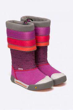 Keen - Detské vysoké čižmy Encanto Madison Boot purpurový 4940-OBG003  1fd0998c75