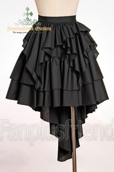 fanplusfriend - Elegant Gothic Aristocrat Tiered Phoenix Tail Skirt*2colors Instant Shipping, $58.71 (http://www.fanplusfriend.com/elegant-gothic-aristocrat-tiered-phoenix-tail-skirt-2colors-instant-shipping/)