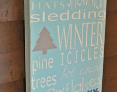 winter signs - Google Search