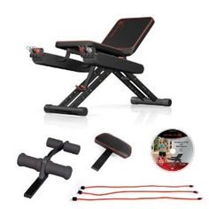 Total Flex Professional Package, (home gym, freeform, strength training, exercise station, home gyms, exercise, abdominal trainers, exercise machine, bowflex, compact gym)
