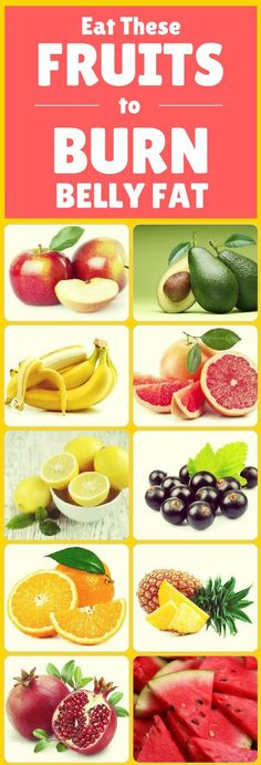 10 fruits you must eat more of if you want to lose weight for good.