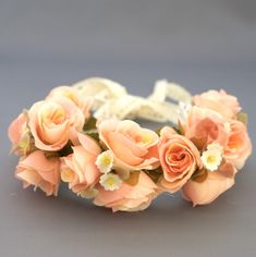 The Posies and Petals Flower Hair Garland by Sienna Likes to Party Designer Flower Girl Accessories Flower Hair, Flowers In Hair, Hair Garland, Luxury Girl, Flower Girl Hairstyles, Party Accessories, Garlands, Boho Style, Flower Designs