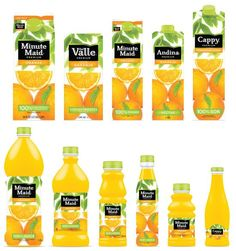 Minute Maid Redesign