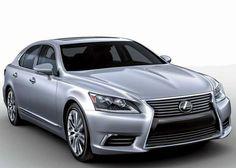 Lexus LS 460 new - http://autotras.com