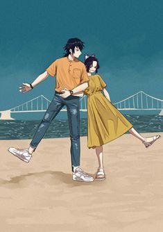 Chibi, Anime Ships, Anime Demon, Demon Hunter, Anime Comics, Slayer Anime, Anime People, Anime Drawings, Anime Chibi