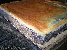 Thüringer Mohnkuchen