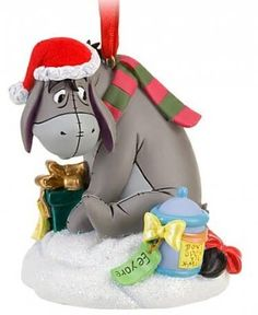 Eeyore ornament (2010) from Fantasies Come True