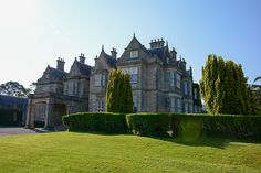 Muckross-534 by schnitzgeli1, via Flickr Cathedral, Explore, Mansions, House Styles, Building, Photography, Travel, Home Decor, Castles
